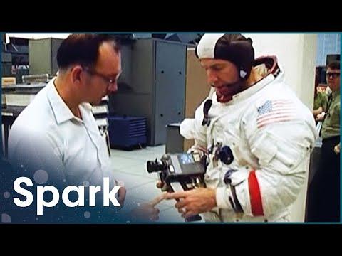 How Did NASA Land Neil Armstrong On The Moon? (Apollo 11 Documentary) | Spark
