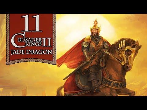 Sakya Trizin - A Jade Dragon DLC Let's Play - 11 [CK2 Achievement Campaign] |