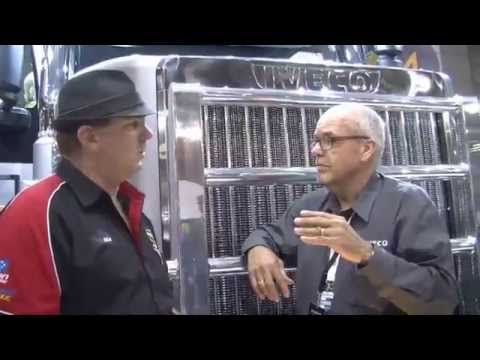 BRISBANE TRUCK SHOW 2013 (talk time) WITH WESTERN STAR AND IVECO TRUCKS