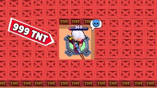 999 TNT vs UNLUCKY! | Brawl Stars Funny Moments & Glitches & Fails #397