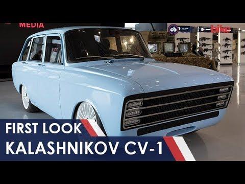 AK-47 Maker Kalashnikov Makes A New Electric Car   NDTV carandbike