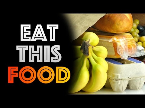 EAT THIS FOOD FOR A BURST OF ENERGY BEFORE YOUR WORKOUT!