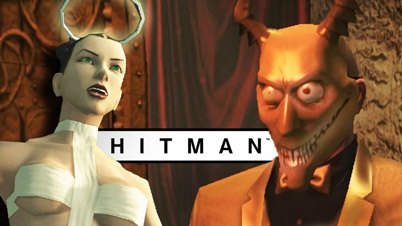 Hitman blood money gameplay