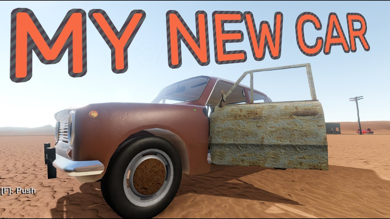 MY NEW CAR - The Long Drive