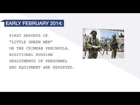 Crimea: Three Years Later