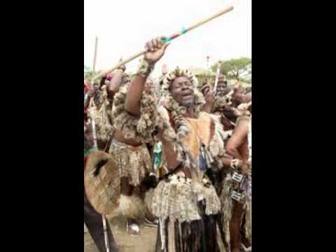 Best Zulu chant warriors chanting Impi
