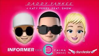 Con calma Informer Remix - daddy yankee Katy Perry Snow
