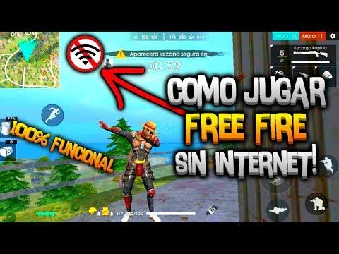 free fire no funciona con wifi