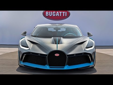 The Crew 2 - Bugatti Divo 2019 - Race In On A Fast Hypercar Planet