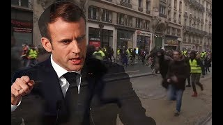 Emmanuel Macron looks doomed - but here's how France's president is trying and save himself