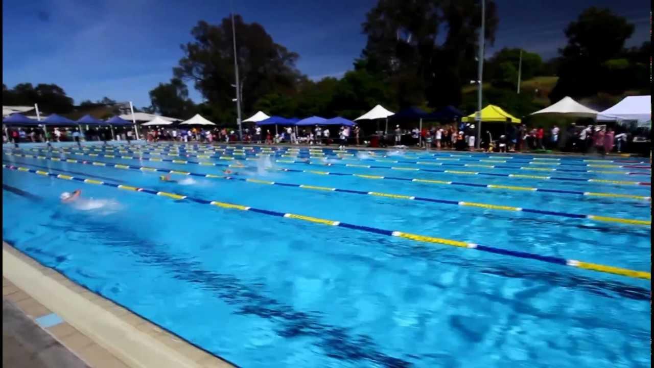 bracknell swimming club open meet