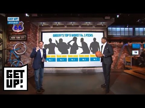 Mike Greenberg and Jalen Rose' nba draft