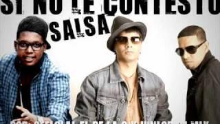 SI NO LE CONTESTO version salsa
