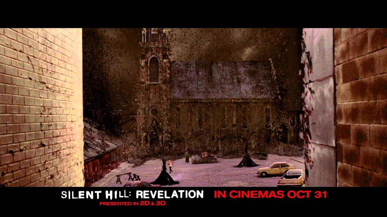 silent hill revelation full movie dailymotion