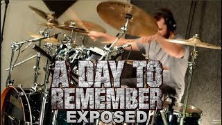 A Day To Remember - Exposed - Drum Cover