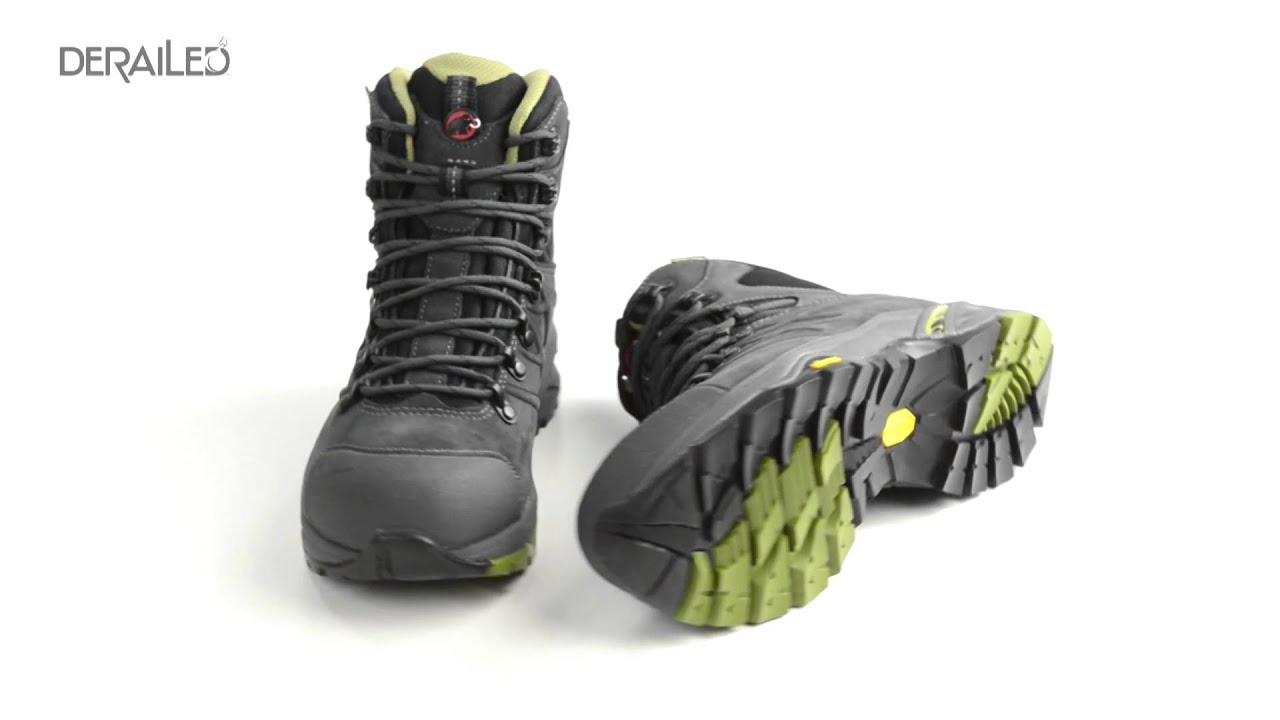 mammut nova advanced gore tex hiking boots waterproof. Black Bedroom Furniture Sets. Home Design Ideas