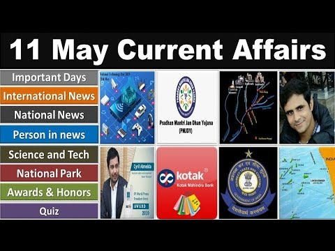 11 May 2019 PIB News, The Hindu, Indian Express – Current Affairs in Hindi, Nano Magazine by VeeR