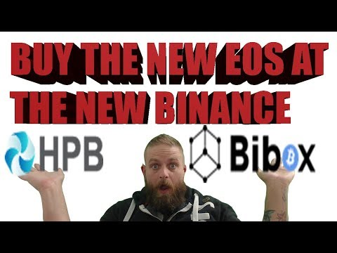 HPB Coin and Bibox BIX Coin - Undervalued Cryptos?