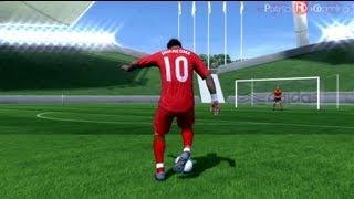 Fifa 14 (13) | Trivela Shot Tutorial | Outside foot Shot | Quaresma signature Shot | PHDxG