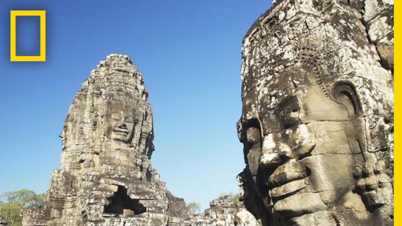 In Cambodia, a City of Towering Temples in the Forest