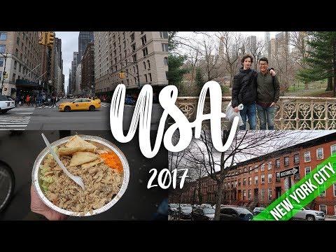 USA   NEW YORK CITY   TRAVEL VLOG 2017