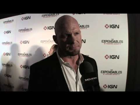 The Boxer and the Kid - Comic-Con 2010 Exclusive: Steve Austin Talks the Boxer and the Kid