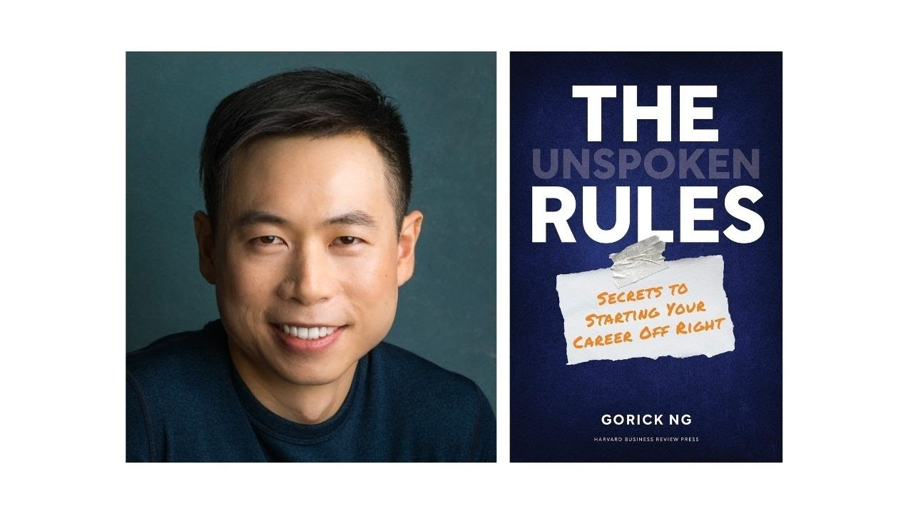 Image for The Unspoken Rules: The Secret to Starting Your Career Off Right webinar