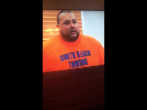 How South Beach Tow ended.