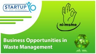 Business Opportunities in Waste Management - StartupYo