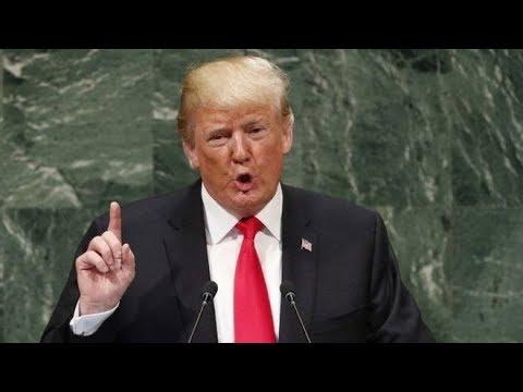 خبر فوری / سخنرانی ترامپ در سازمان ملل در مورد ایران - رهبران ایران در پی مرگ و نابودی هستند