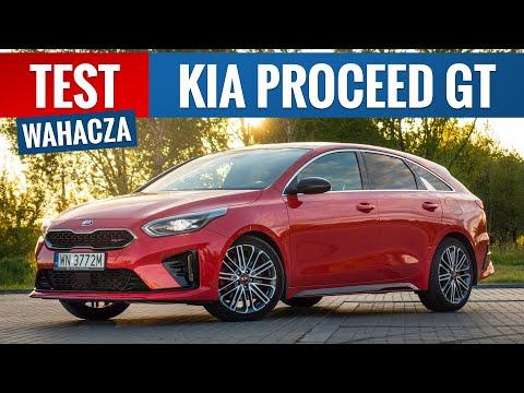 KIA ProCeed GT 2020 - TEST PL (1.6 T-GDI 204 KM 7DCT)