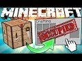 If There was Only ONE Crafting Table   Minecraft