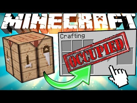 Thumbnail: If There was Only ONE Crafting Table - Minecraft