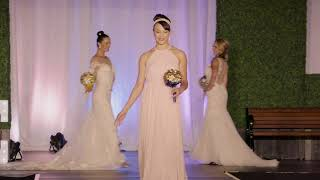 Bridesmaid dresses and wedding gowns fashion show in Las Vegas