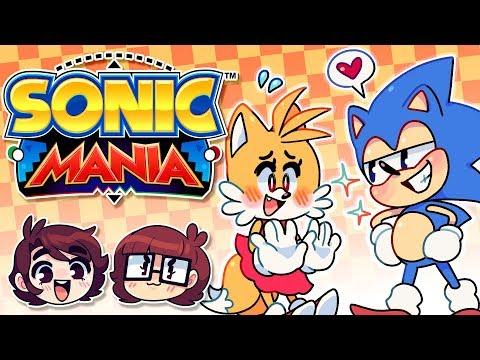 TAILS IS A CUTE GIRLFRIEND / Sonic Mania / Jaltoid Games