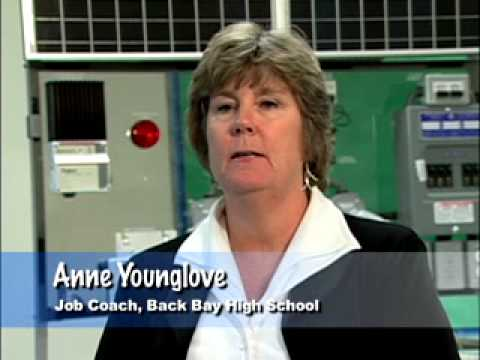 Back Bay High School Solar Program