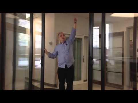 8 Ft Patio Sliding Door