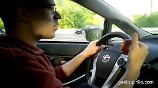 2010 Toyota Prius V Car Review