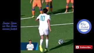 Baixar Zinedine Zidanes son Theo Zidanes awesome freekick new 2017 4K- 9GagFootball