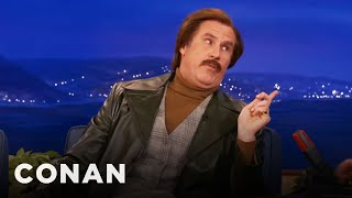 Ron Burgundy Comes Clean On His Dodge Durango Ads