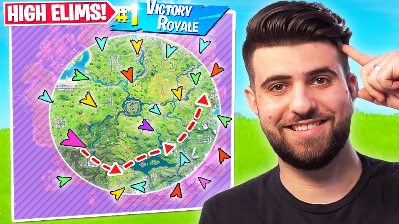 How to get HIGH KILL games in Fortnite Season 3... (Fortnite Educational Commentary) thumbnail