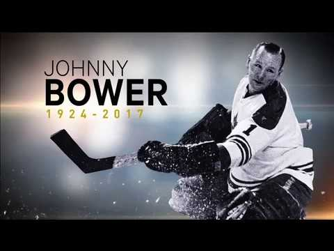 Remembering Johnny Bower