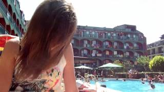 Wspomnienia z wakacji. Bułgaria - Słoneczny Brzeg 2012