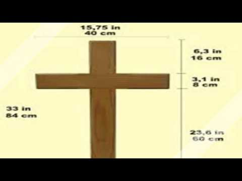 Wooden Cross For Grave