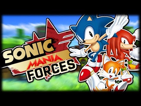 Sonic Mania Forces | Sonic Forces Mod Showcase