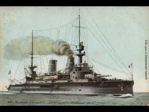 french battleships 1885 1900