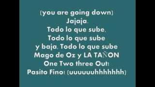 Todo Lo Que Sube - Olga Tañón (Letra para cantar)
