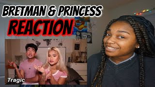 bretman and princess being SIBLINGS for 10 minutes straight REACTION !