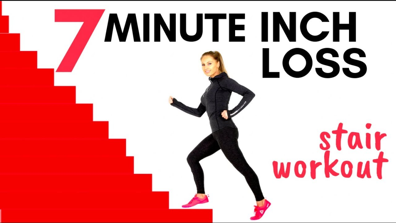7 Minute Home Inch Loss Hiit Workout Full Body Workout For Women