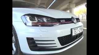 рассказ VW Golf GTI 2014